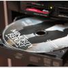 DVD Movie PC Tray