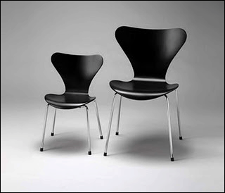Model 3107 Jacobson Chairs