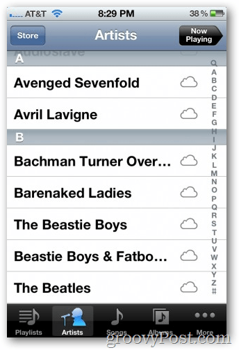 ios icloud itunes match music cloud icon