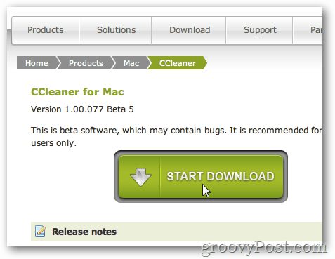 ccleaner mac download