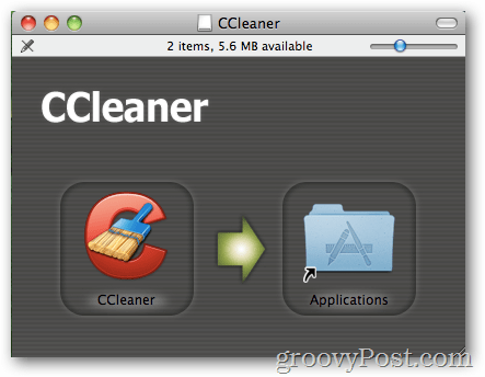 ccleaner mac install