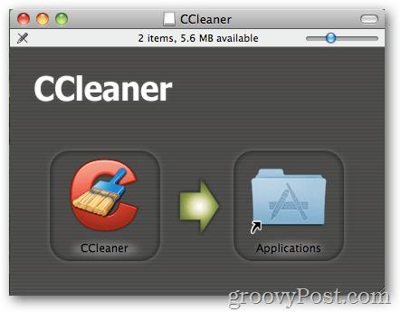 ccleaner mac install