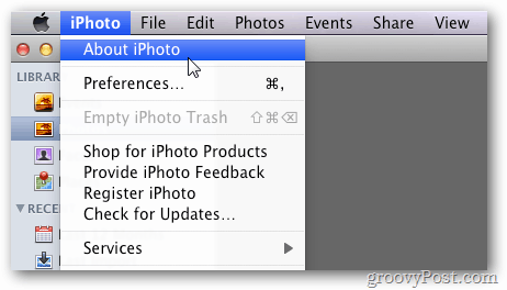 About iPhoto