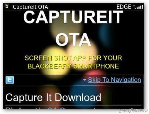 Aplicaciones Interesante para Blackberry.