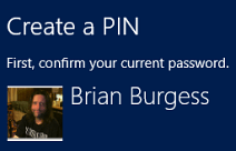 Windows 8: Create a PIN Number to Log On | groovyPost