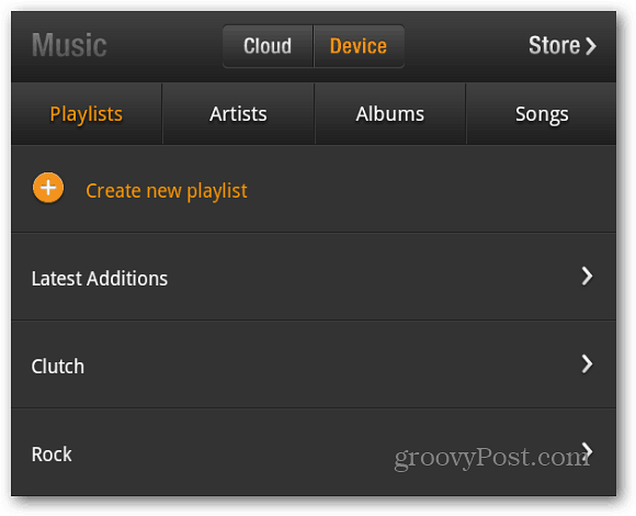 how to delete songs from playlist
