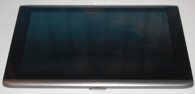 Acer Iconia Tab A500 Front
