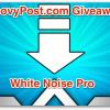 groovypost white noise pro