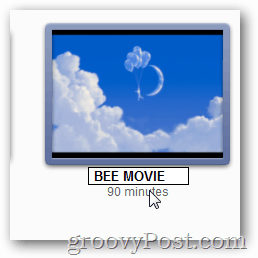 rename movie in itunes