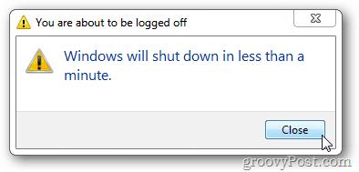 shutdown-message