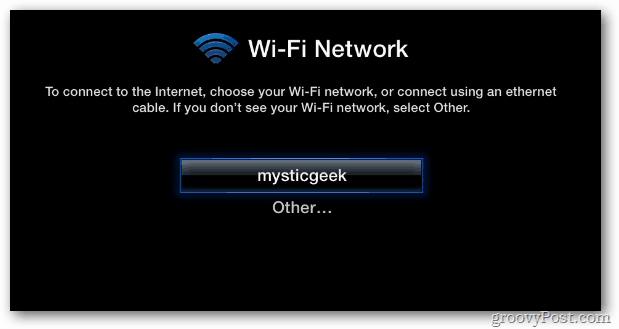 Find WiFi