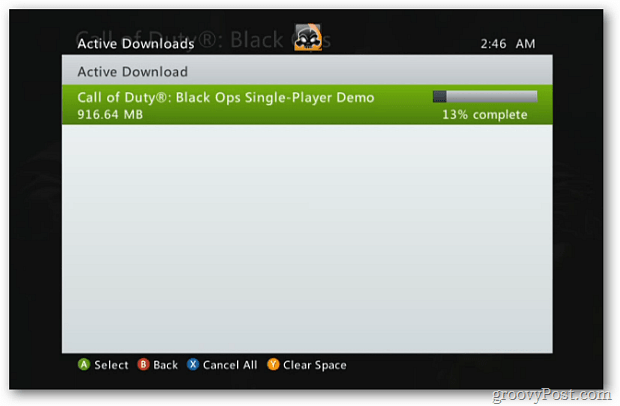 Active Download