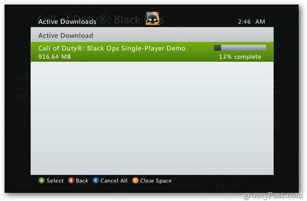 Xbox 360 Slim Add An External Flash Drive For Extra Storage