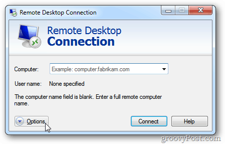 Speed Up Remote Desktop Connections on Windows