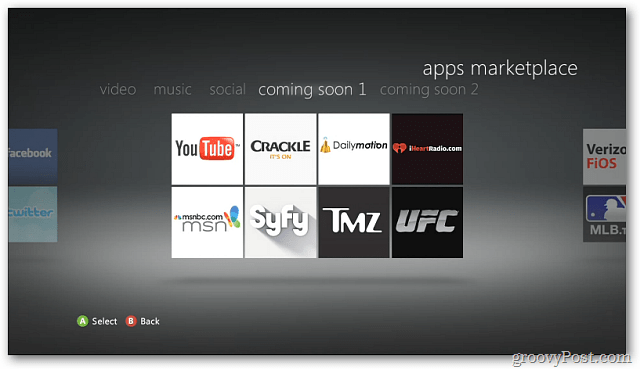 Apps Market Place