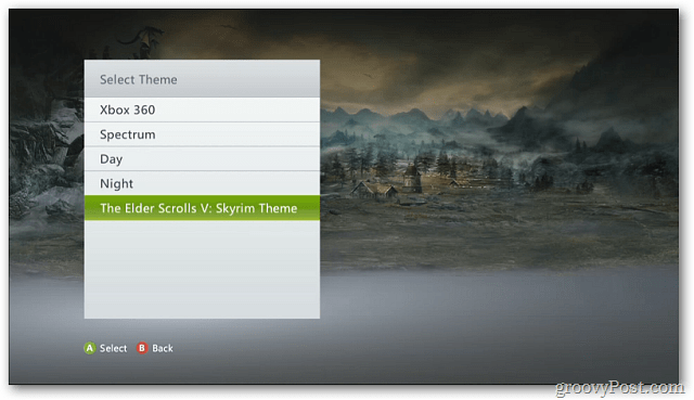 The Elder Scrolls V: Skyrim Theme