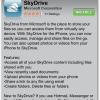 SkyDrive App iOS