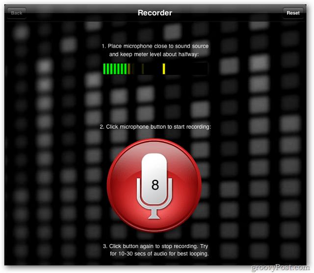 White Noise Recorder