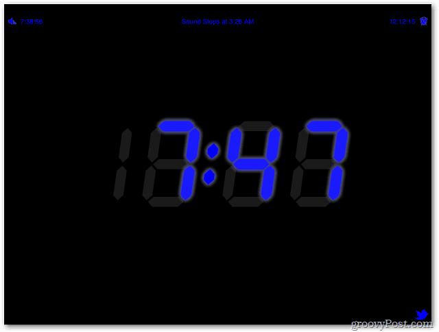 White Noise Pro Digital Clock
