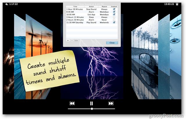 White Noise Mac
