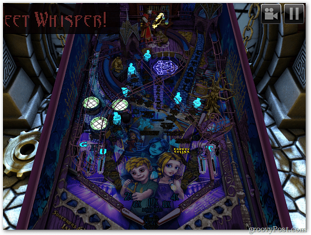 Zen Pinball Ghosts