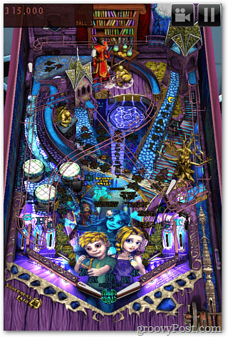 Zen Pinball iPHone