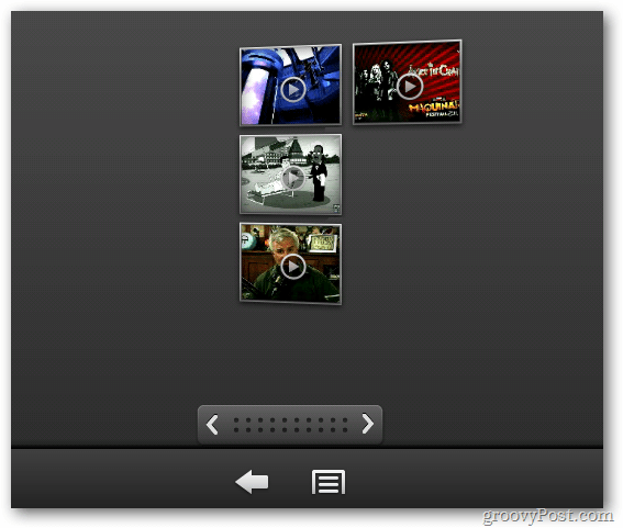 Kindle Fire Select Video