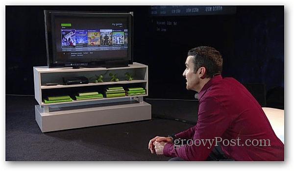 CES Xbox Demo