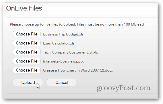 FiveFiles