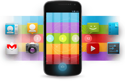 Android apps design guidelines