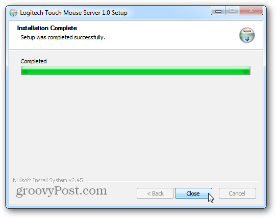 install complete server