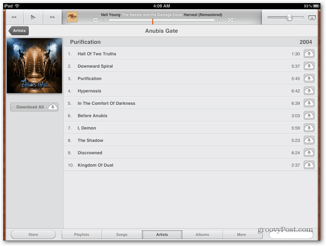 ipad music 2