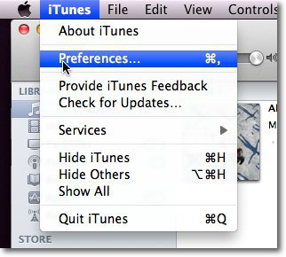 Use iTunes to Convert Lossless Music Files to AAC or MP3
