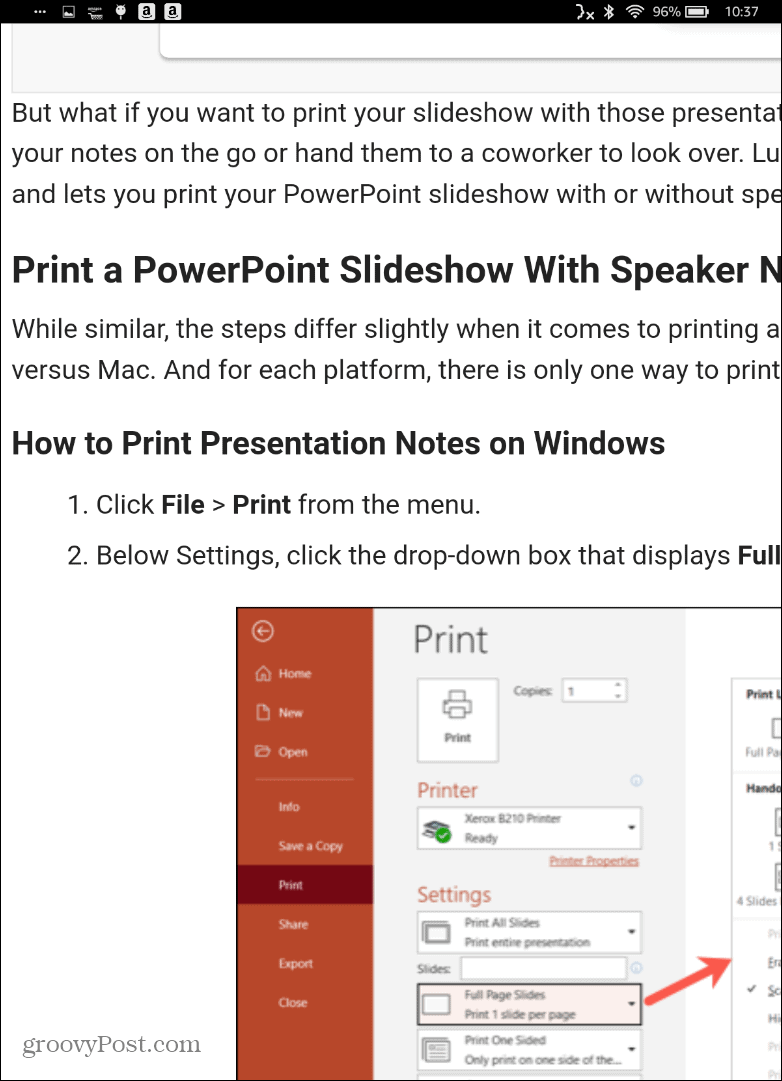 Large Text Silk Browser