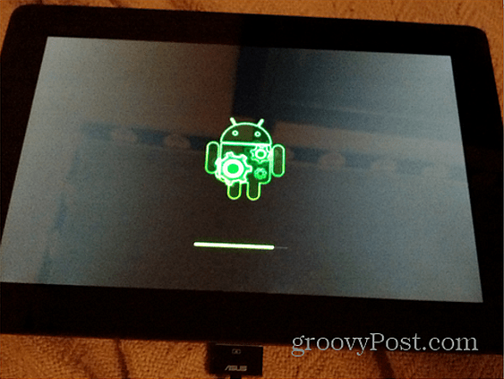 Asus Transformer Prime: Unlock Bootloader and Install ClockworkMod
