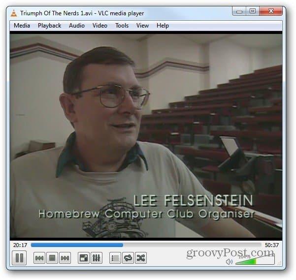 VLC Windows