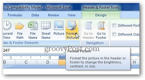 Watermark Excel 4