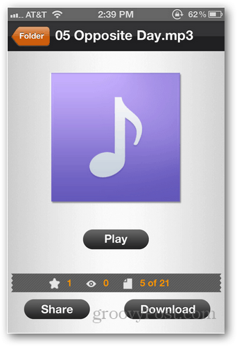 Minus can play audio and video. But not as well as other apps.
