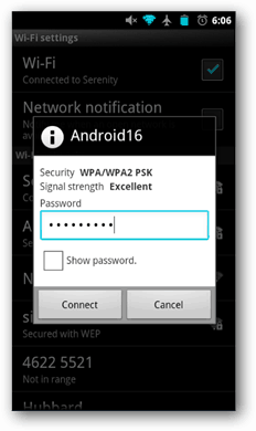 Share Internet from Your Android Smartphone to Transformer Prime