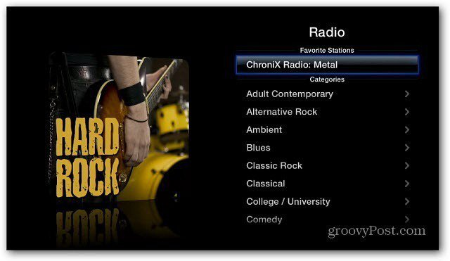 4 Radio