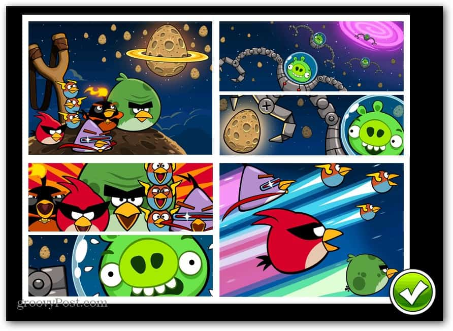 Angry Birds Take Off Into Space