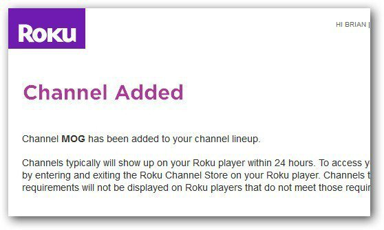 how to add cravetv to roku