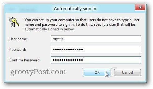 Enter Password