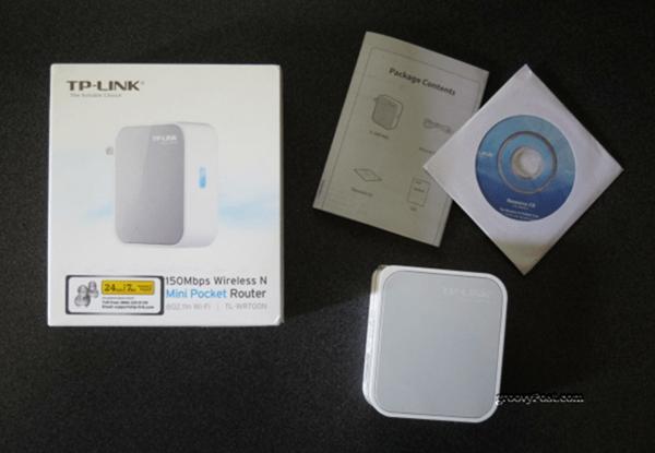 TP-Link TL-WR700N Perfect Mini Pocket Router