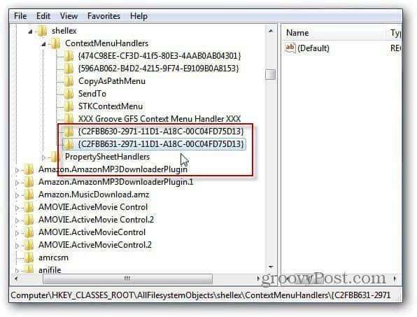 Move to Folder Key