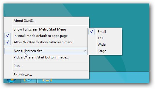 Windows 8  Get The Start Menu Back On The Desktop