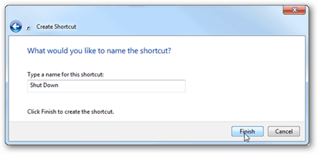 name your windows 8 shortcut