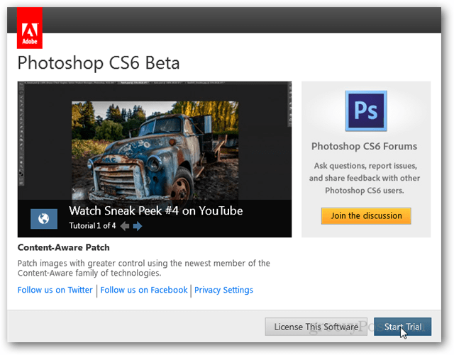 photoshop cs6 install complete