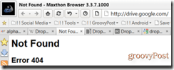 404-Dropbox
