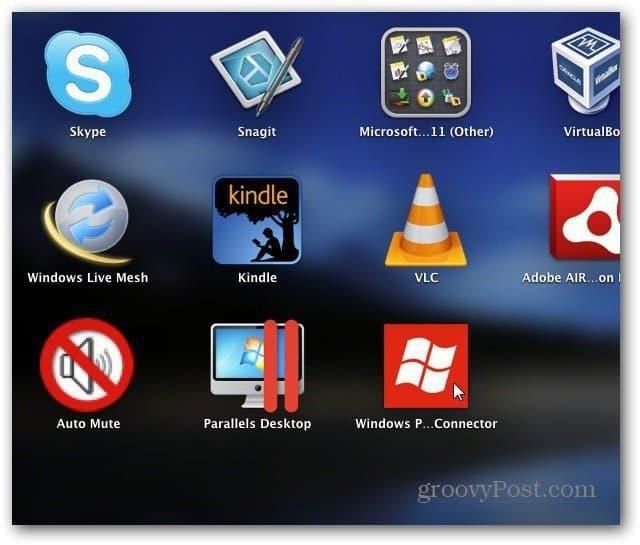 App in LaunchPad